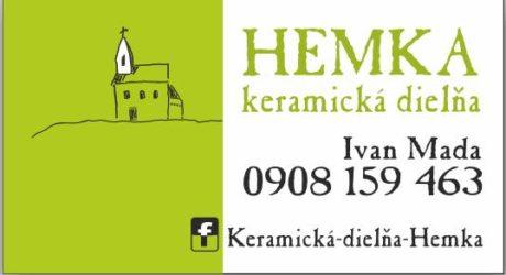 Keramická dielňa Hemka